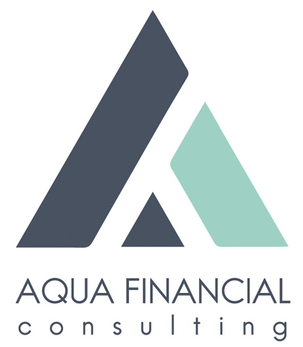 aqua financial logo nou